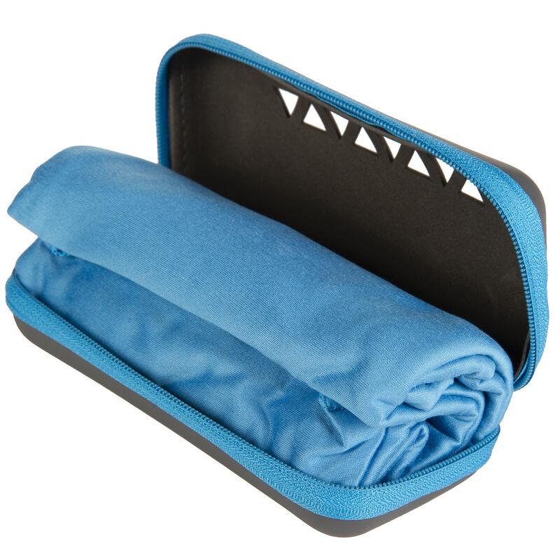 Rock Creek Blue Microfiber Camp Towel, Medium image number 3