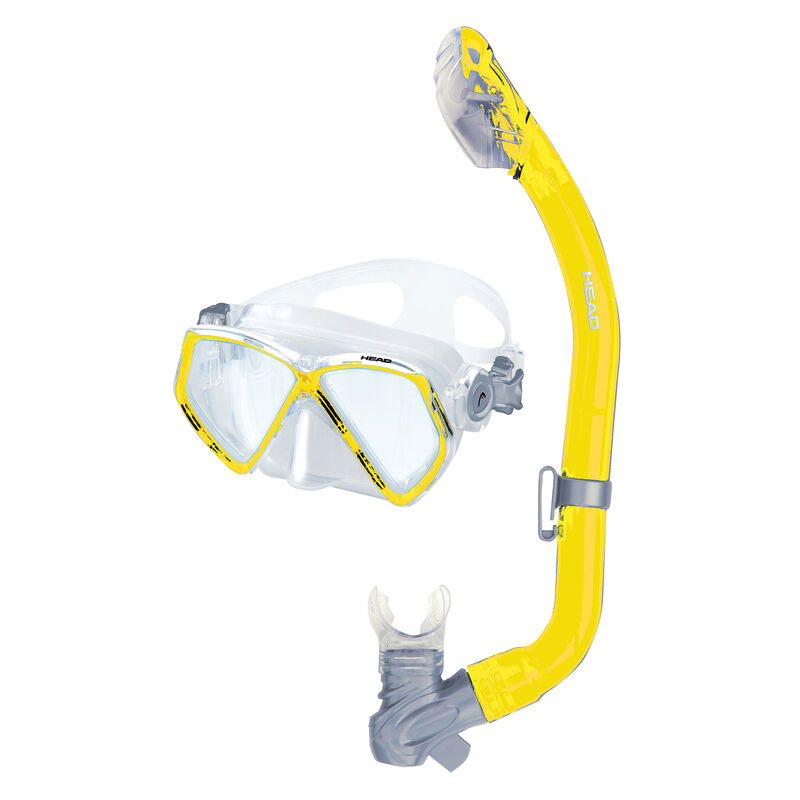 Head Pirate Dry Jr. Youth Snorkeling Set image number 2