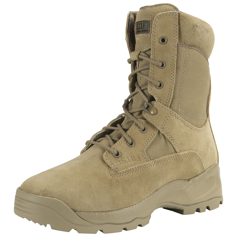 """5.11 Tactical Men's ATAC 8"""" Coyote Boot image number 5"""