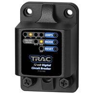 TRAC Digital Circuit Breaker, 10-25 Amps