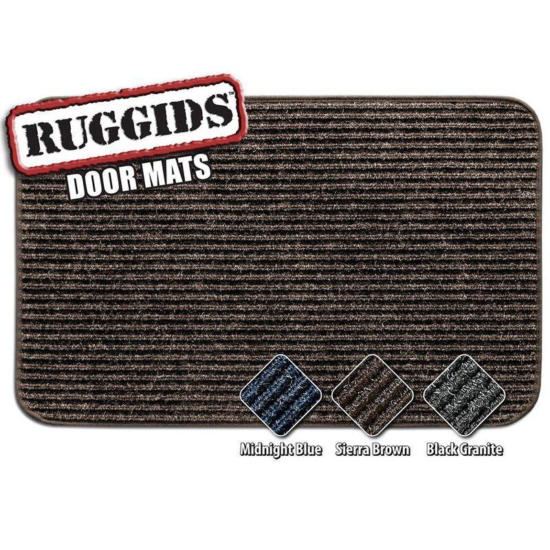 """Ruggids RV Door Mat, 22.5"""" x 35"""" - Sierra Brown image number 1"""