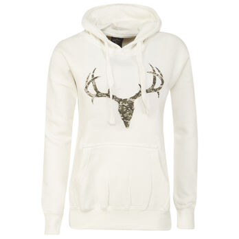 Points North Women's Pro Skull Hoodie