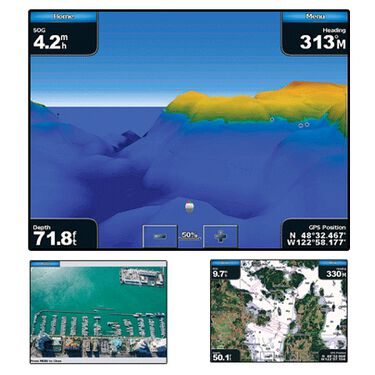 Garmin BlueChart g2 Vision - Bristol Bay to Kotzebue Sound