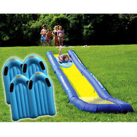 Rave Turbo Chute Backyard Water Slide Package