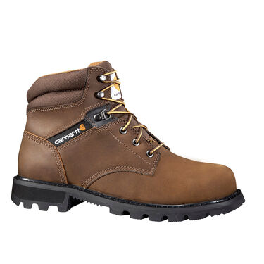 Carhartt 6-Inch Men's Traditional Steel Toe Work Boot