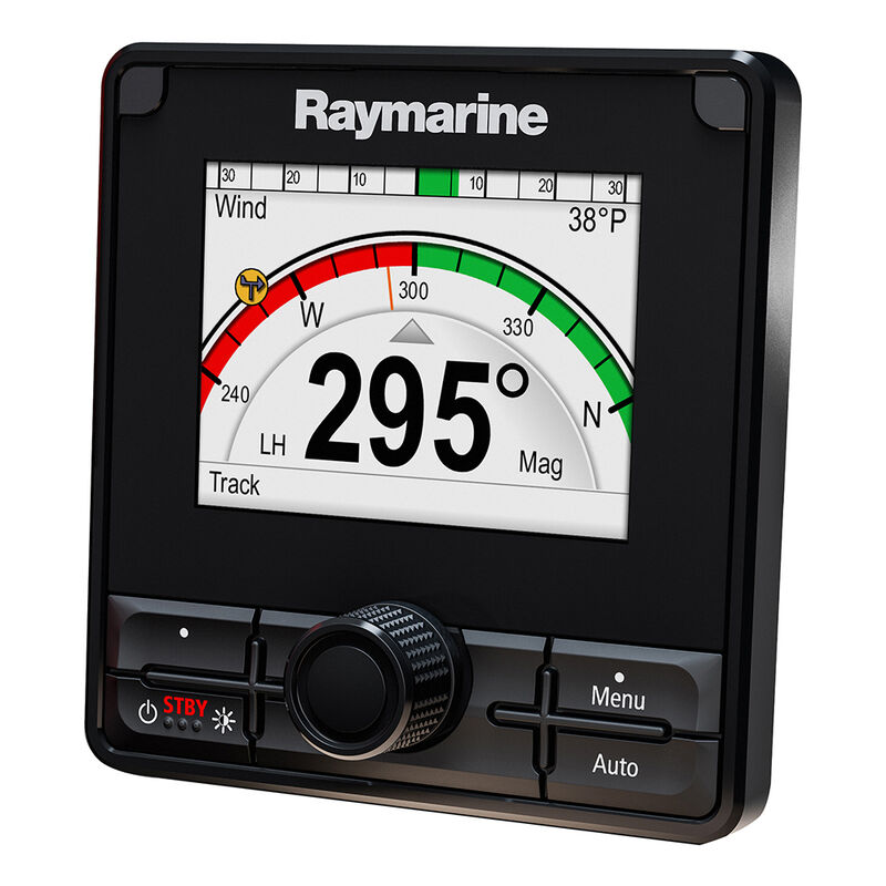 Raymarine p70Rs Autopilot Control Head with Rotary Knob image number 1