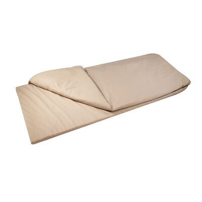 Children's Luxury Duvalay™ Sleeping Pad for Disc-O-Bed®, Cappuccino