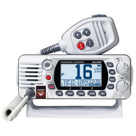 GX1400G Fixed Mount VHF with GPS - White
