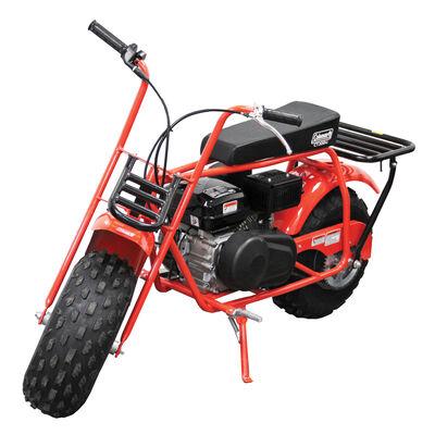 Coleman Powersports Trail200U Mini Bike, Red