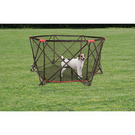 6-Panel Portable Pet Pen