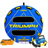 Triumph Deck Rider Package