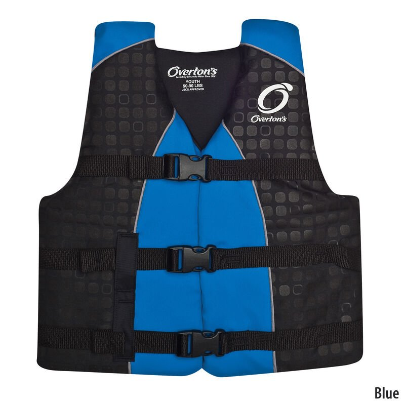 Overton's Youth Nylon Vest image number 6