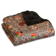 The Throw- Cozy Critters, Gray