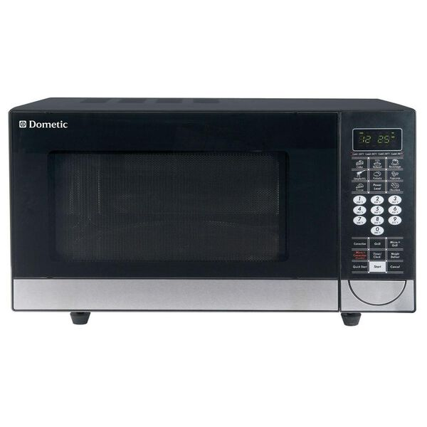 Dometic Convection Microwave with Black Trim Kit