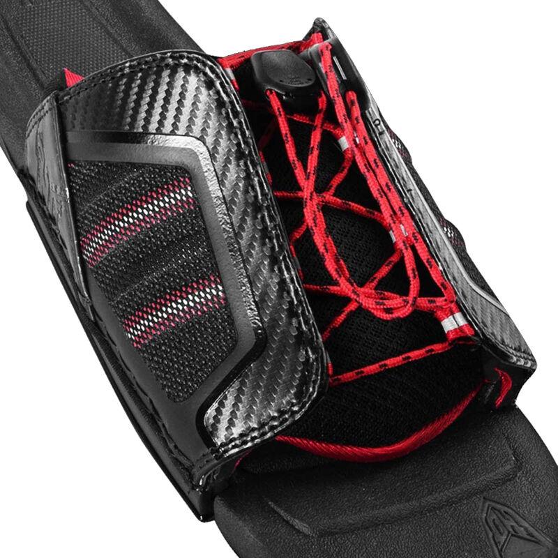 HO Men's xMax Adjustable Rear Toe Plate, 2019, Red/Black image number 6