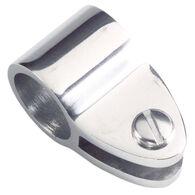 Bimini Top Fitting - Stainless Steel Jaw Slide