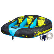 HO Sidewinder 3-Person Towable Tube Package 2019
