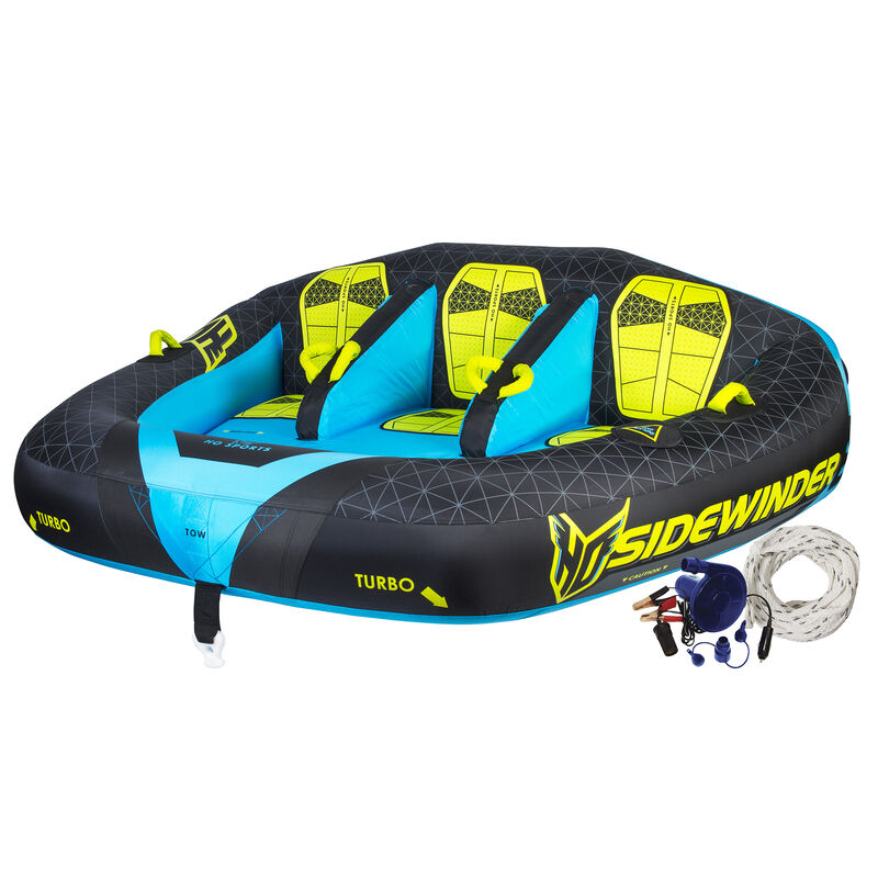 HO Sidewinder 3-Person Towable Tube Package 2019 image number 1