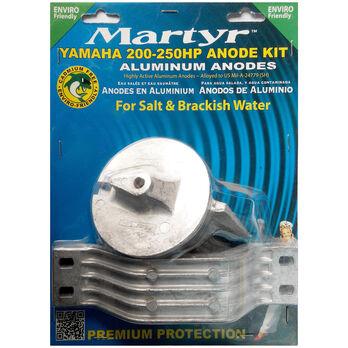 Martyr Anode Kit For Yamaha 200-250, Aluminum