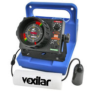 Vexilar FL-8SE Genz Pack Flasher with 19° Ice-Ducer