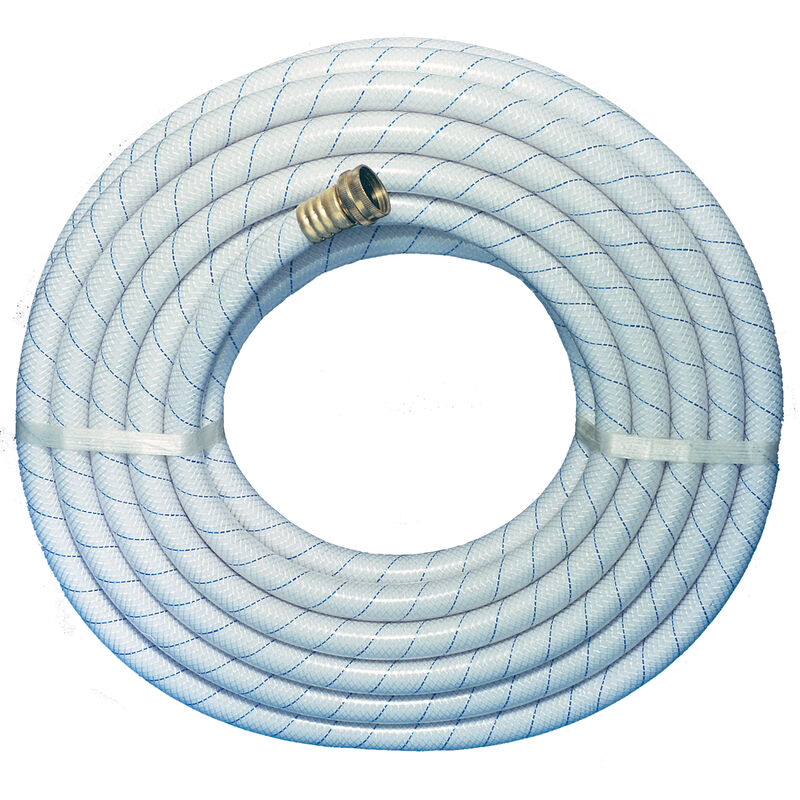 """Shields 5/8"""" Braided Wash-Down Hose, 100'L image number 1"""
