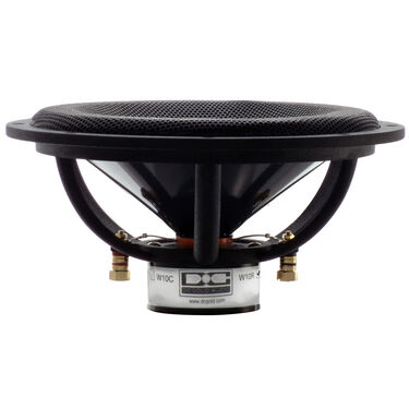 """DC Gold Audio W10R 2"""" x 10"""" Subwoofers (Reference Line), Pair"""