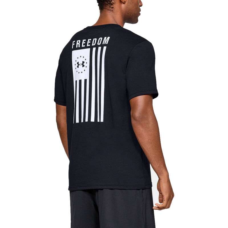 Under Armour Men's Freedom Flag Graphic Tee image number 9