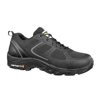 Carhartt Men's Lightweight Low Black Work Hiker Boot