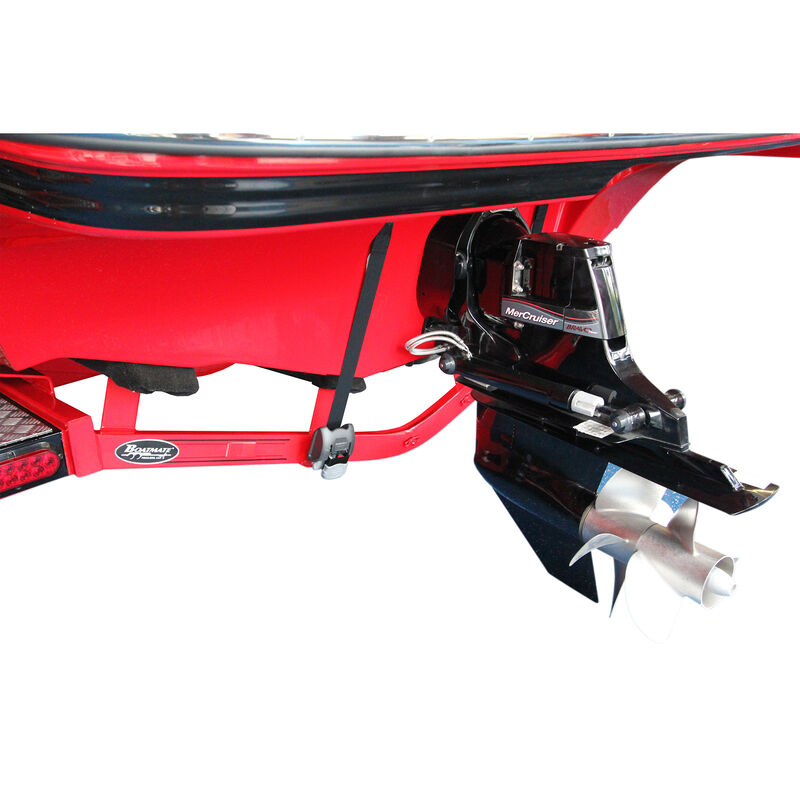 BoatBuckle Retractable Transom Tie-Down System image number 5