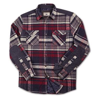 Dakota Grizzly Men's York Herringbone Flannel Shirt Jacket
