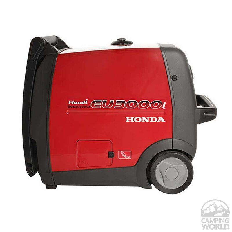 Honda EU3000i Handi Portable Generator - CARB Compliant image number 2