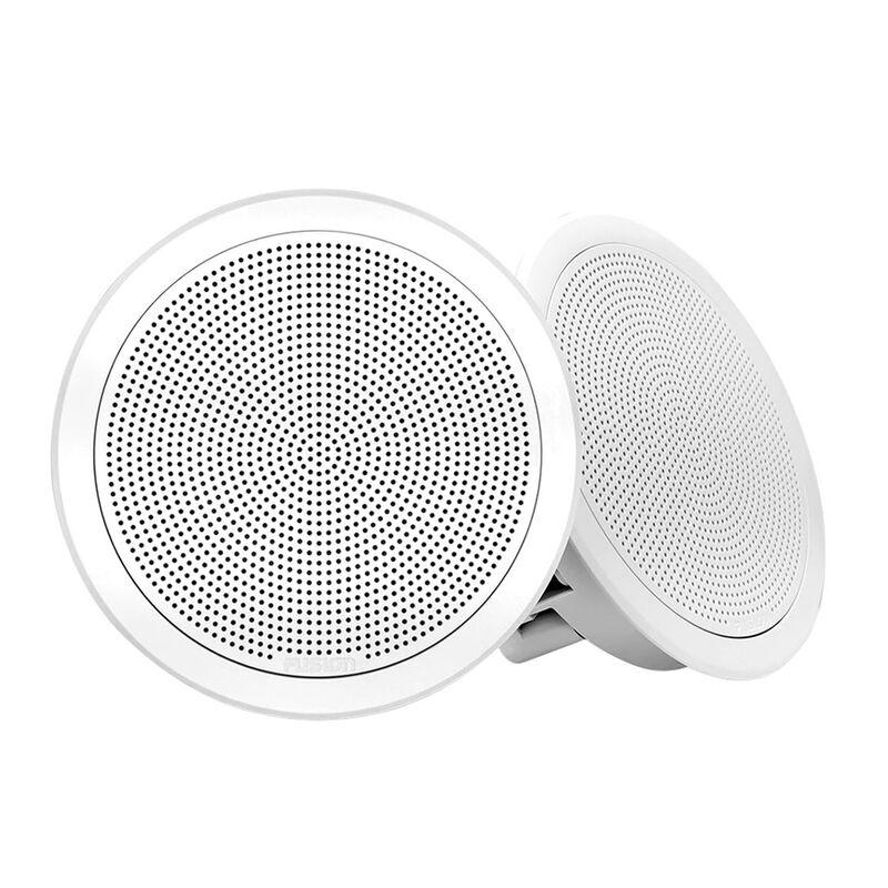 "FUSION FM-F65RW FM Series 6.5"" Flush Mount Round Marine Speakers image number 8"