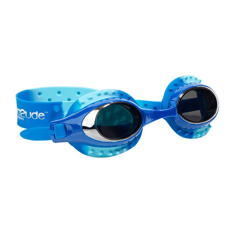 Aqua2ude Swim Goggles, Solid Sea Monster  image number 1