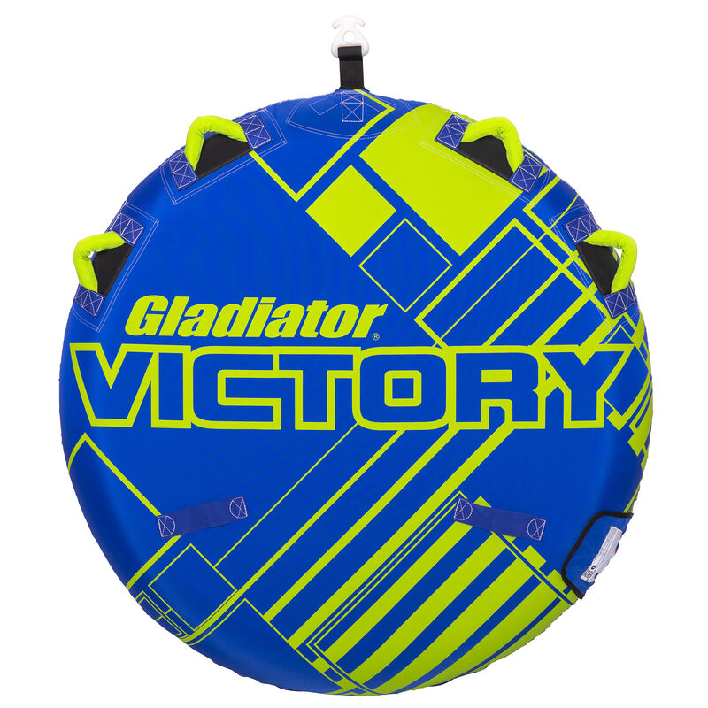 Gladiator Victory 1-Person Towable Tube image number 1