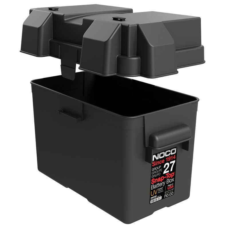 NOCO Group 27 Snap-Top Battery Box image number 3