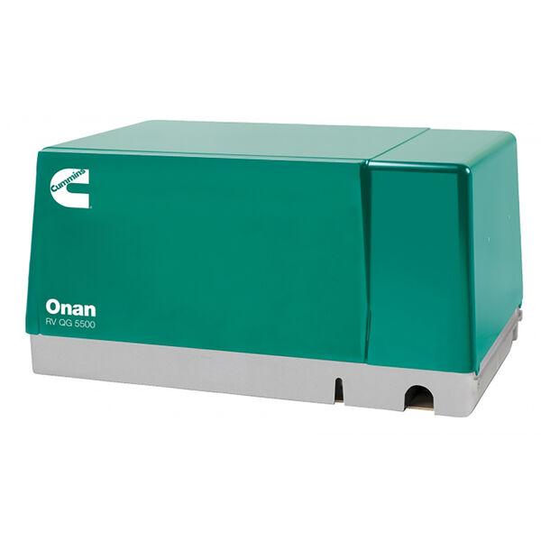 Cummins Onan RV QG 5500 LP Generator