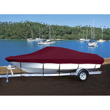 Trailerite Hot Shot-Coated Boat Cover For Malibu Skier