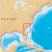 Navionics Platinum+ Map South Carolina & North Florida - CF Cartridge