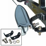 Optional Angled Mounting Bracket For Retractable Transom Tie-Down System