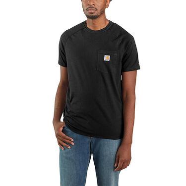 Carhartt Men's Force Cotton Delmont Short-Sleeve Tee
