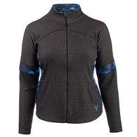 Huntworth Women's Sport Knit Jersey Jacket