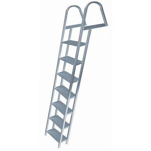 Dockmate 7-Step Stationary Dock Ladder