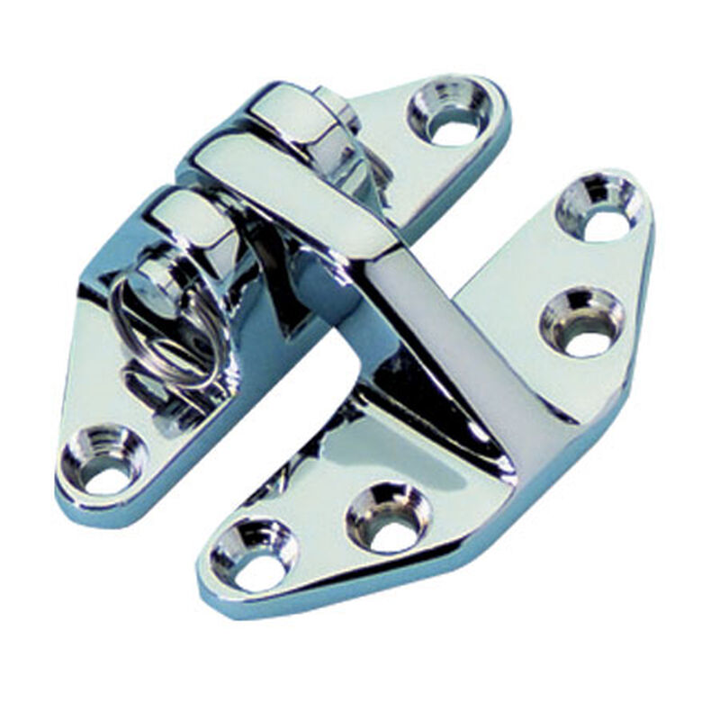 Whitecap Stainless Steel Hatch Hinge, each image number 1