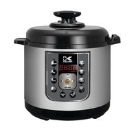 Kalorik Black and Stainless Steel Perfect Sear Pressure Cooker