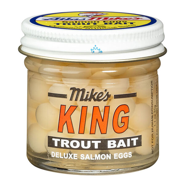 Atlas Mike's King Deluxe Salmon Eggs