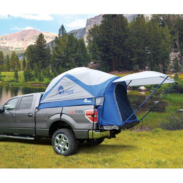 Napier Sportz Truck Tent 57 Series, Compact Regular Bed