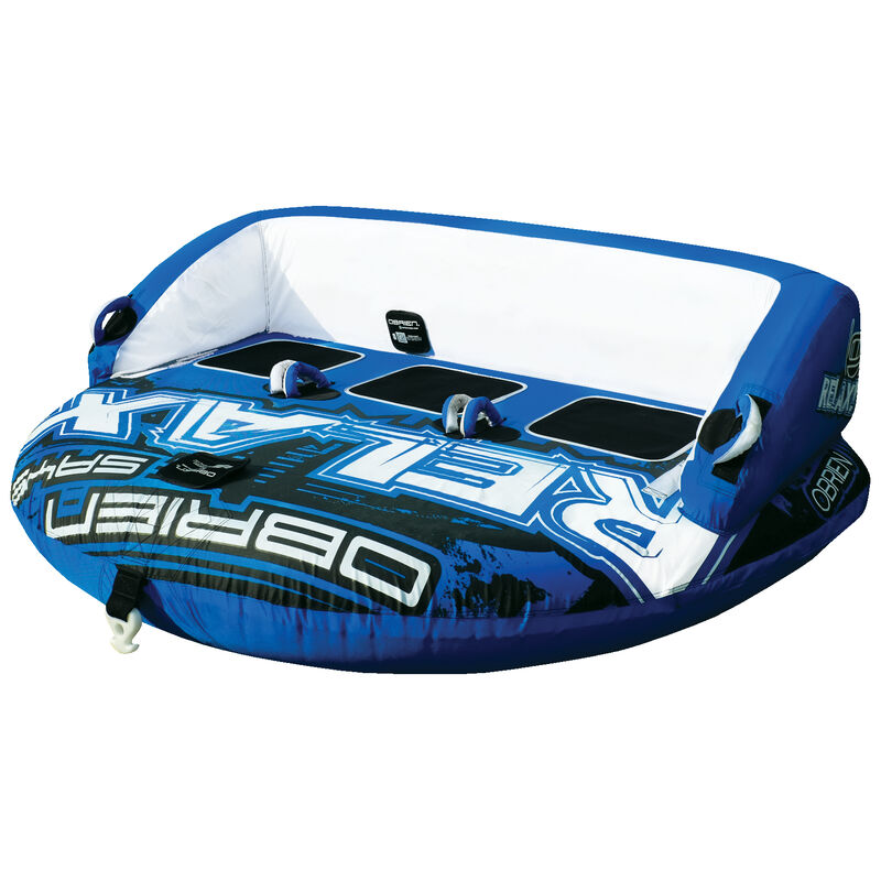 O'Brien Relax 3-Rider Towable Tube image number 1