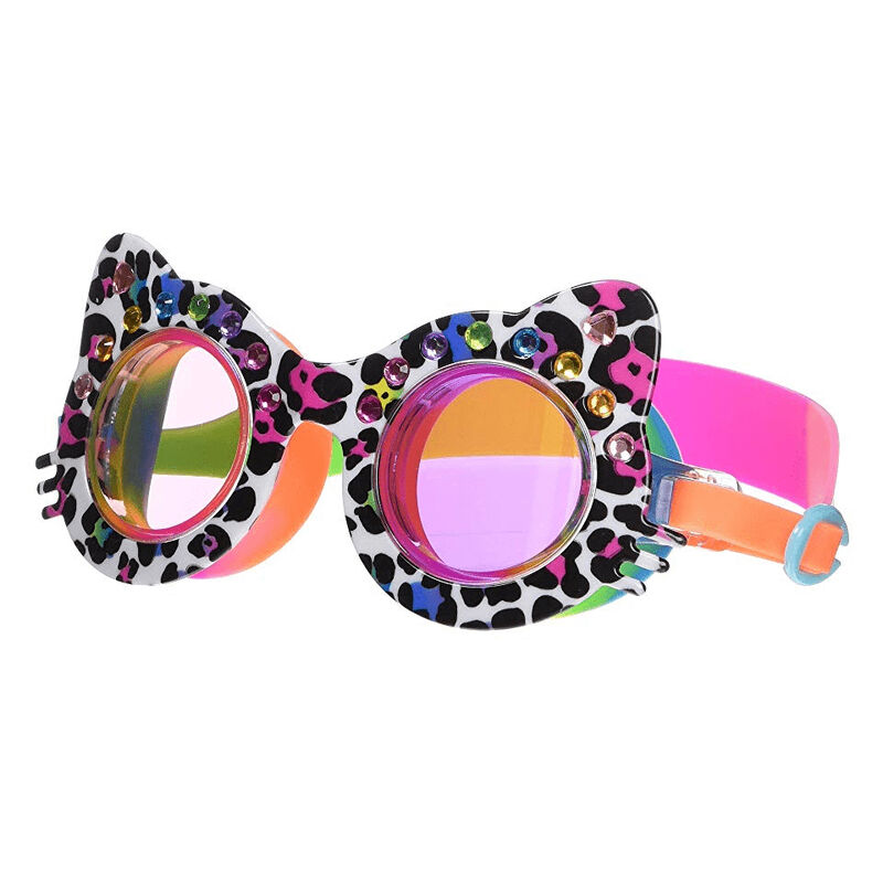 Youth Meow Swim Goggles image number 1