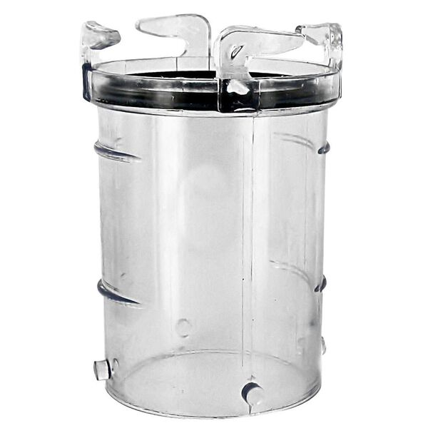 "Clearview 5"" Sewer Adapter with Bayonet Lugs"