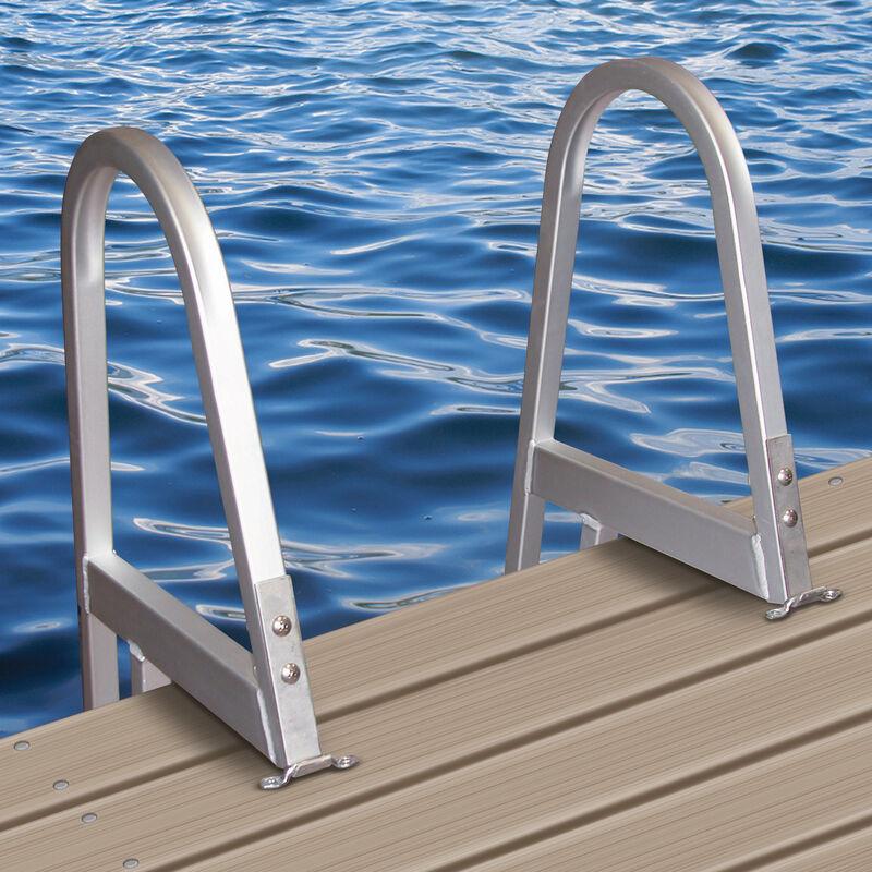 Dockmate Stationary Dock Ladder, 5-Step image number 4